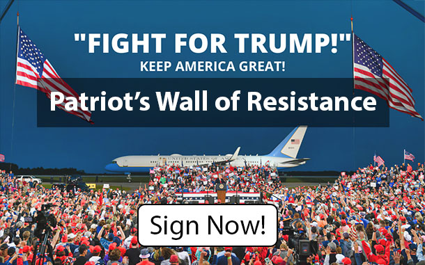 Wall of Resistance Petition