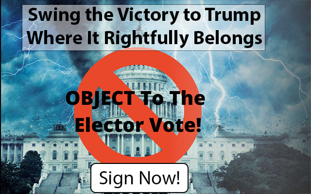 Object To The Electoral Vote
